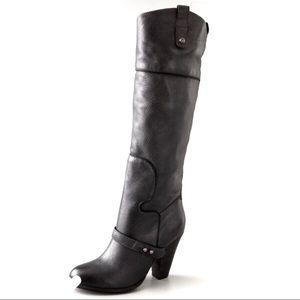 Sam Edelman Naharra Black knee high Boots 8.5